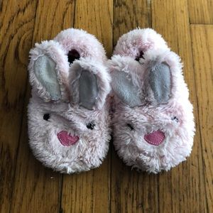 Bunny slippers by Stride Rite ❤️🐰